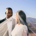 Ким Кардашьян и Канье Уэст отмечают 5-ю годовщину свадьбы (редкие ФОТО)