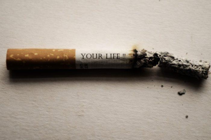 вред курения факты