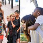 Звезды, усыновившие детей: Джоли, Баллок, Овсиенко и другие