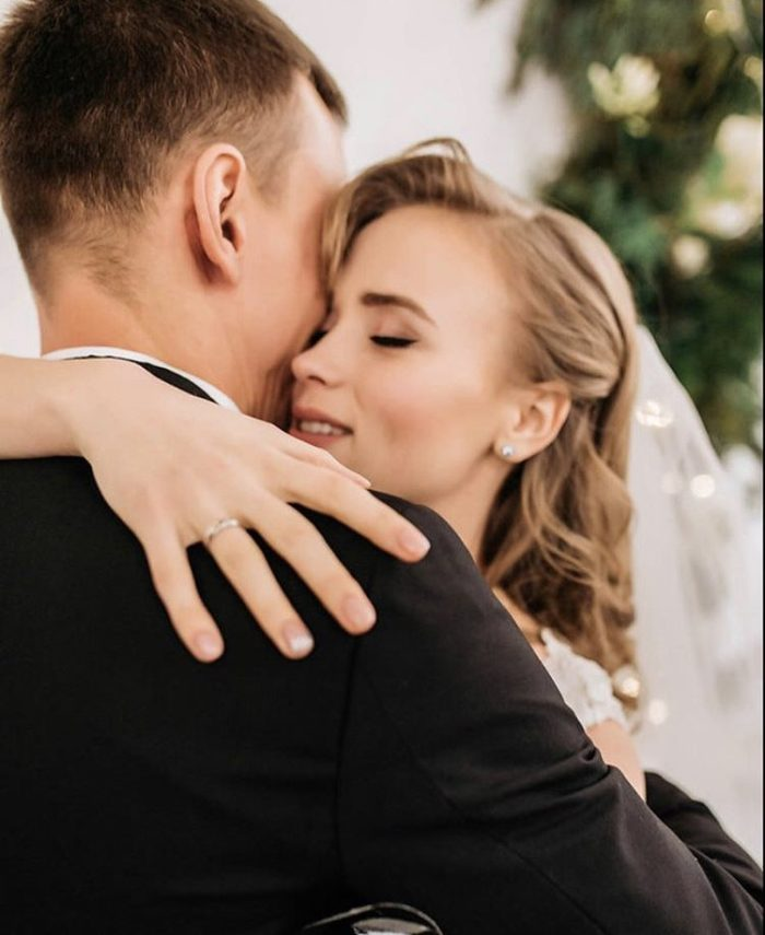Анна Кошмал свадьба