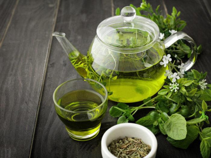 Свойства зеленого чая состав и польза