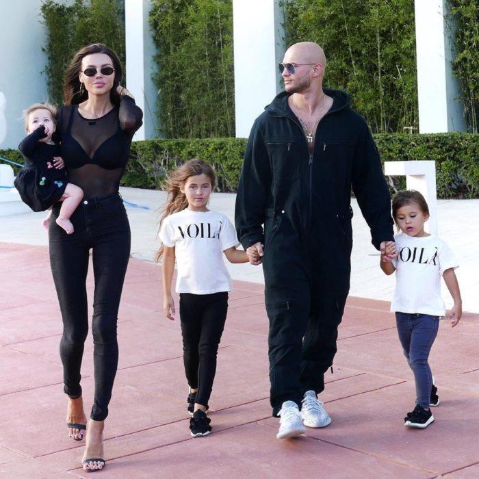 джиган семья фото