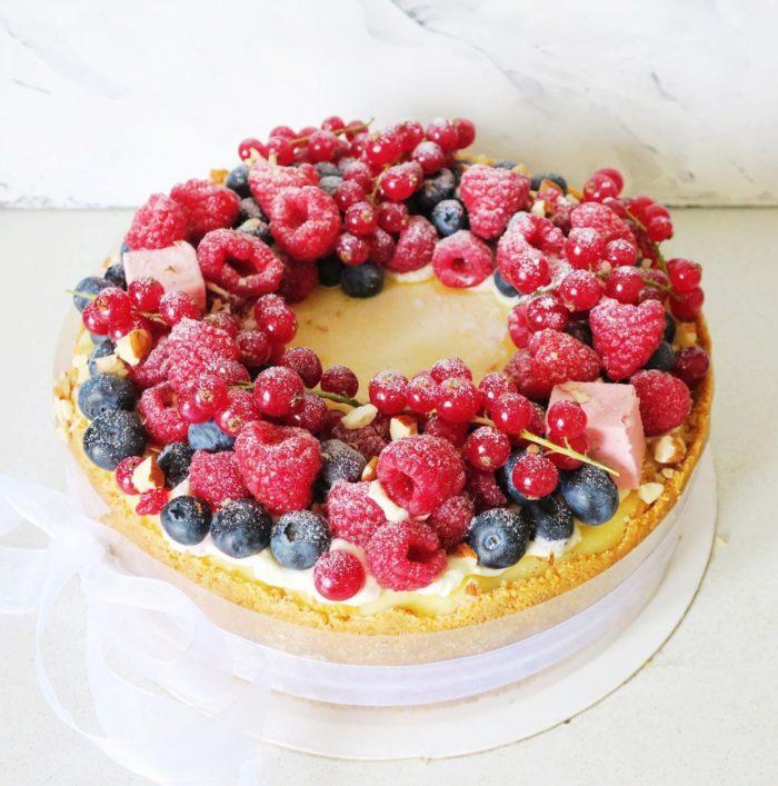блюда с ягодами рецепты