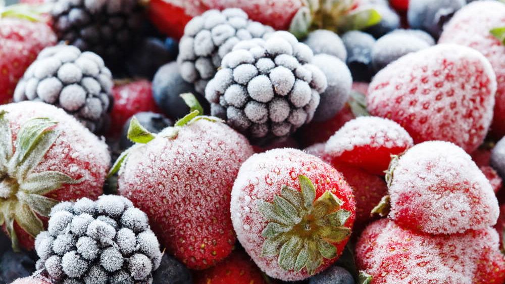 Как заморозить продукты на зиму: советы