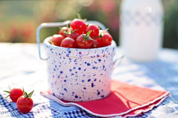 польза и вред помидор