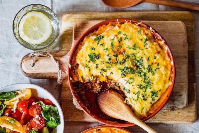 рецепт блюд из баклажанов
