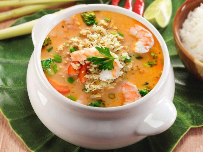 азиатские блюда