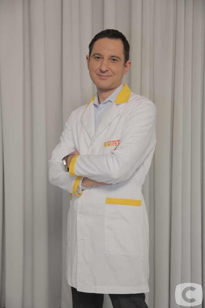 Валерий Ославский