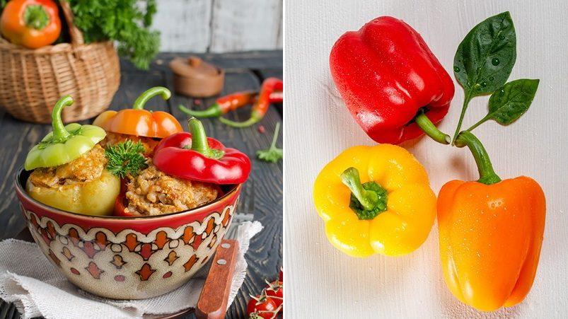 Фаршированный перец: вкусный рецепт для ужина