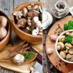 Рецепт маринованных шампиньонов: быстро и вкусно