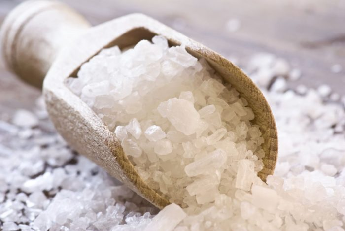 морская соль чем полезна для организма