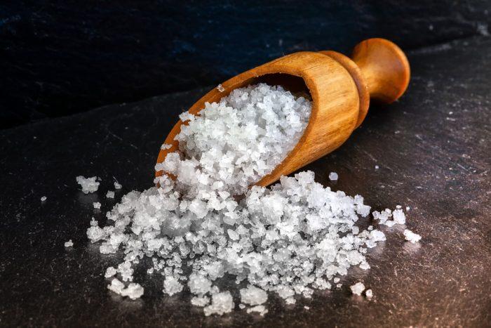 морская соль свойства