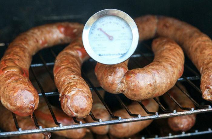 популярные виды колбасы