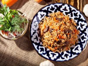 узбекский плов как готовить