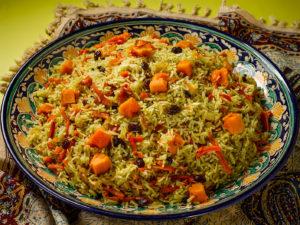 узбекский плов пошаговый рецепт