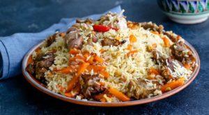 узбекский плов рецепт
