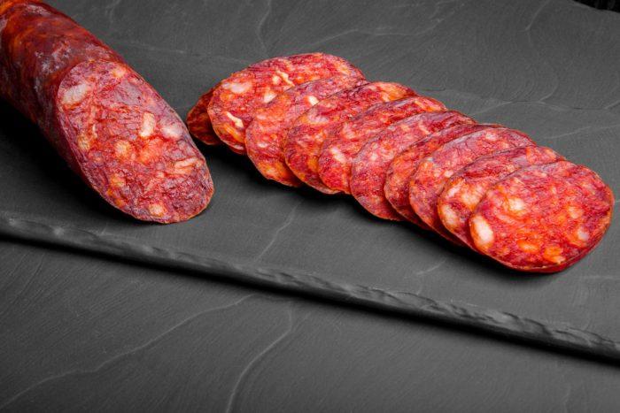 виды колбасы Чоризо
