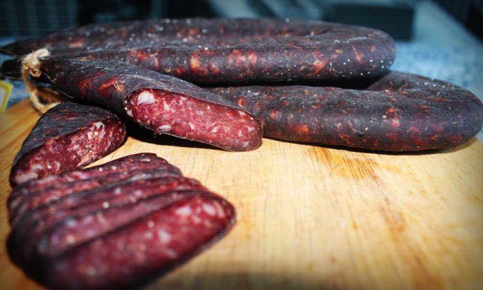 виды колбасы суджук