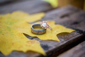 Как выбрать обручальное кольцо для предложения