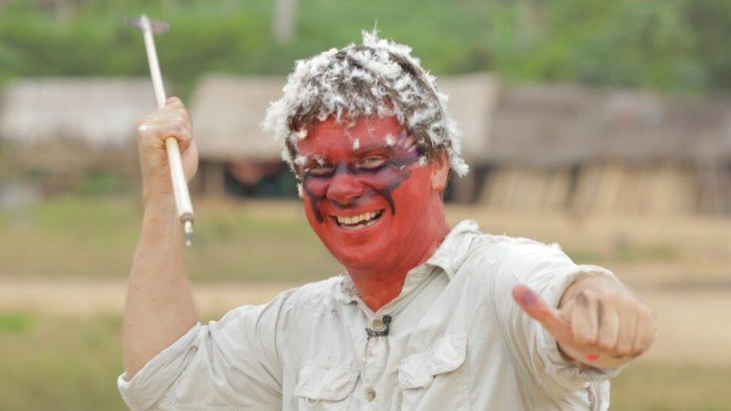 Дмитрий Комаров едет в  уникальную экспедицию к самым изолированным племенам Амазонии: подробности путешествия