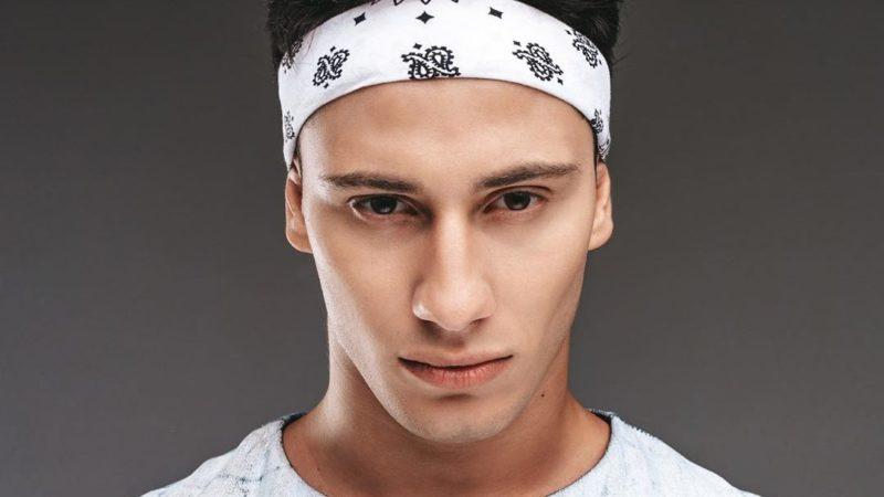 Победитель «Топ-модель по-украински» Самвел Туманян ушел из моделинга и записал альбом