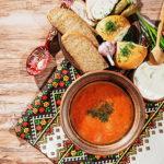 Классический красный борщ с мясом: рецепт, проверенный годами