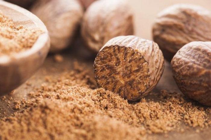 мускатный орех свойства