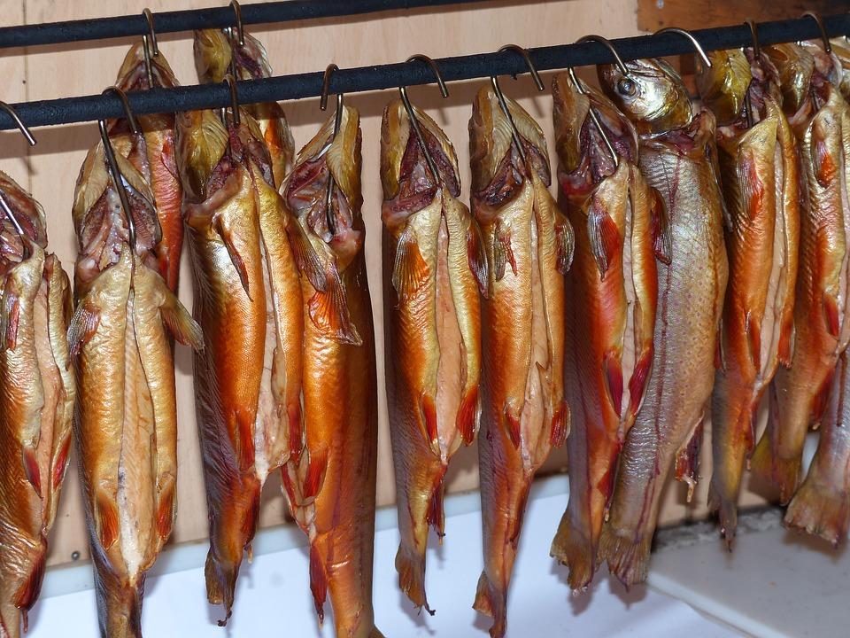 польза рыбы
