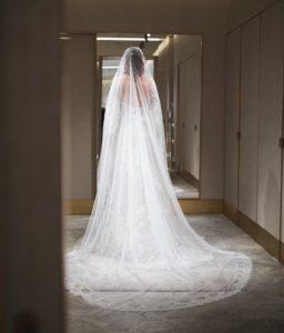 свадебное платье ксении собчак