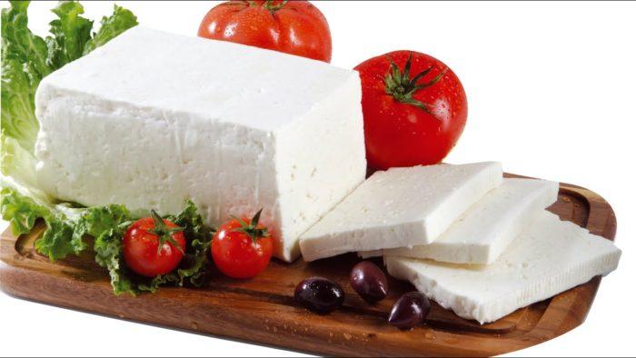 виды сыра фета