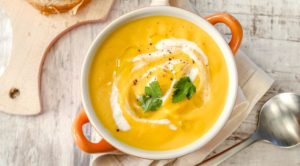 крем-суп из тыквы рецепт