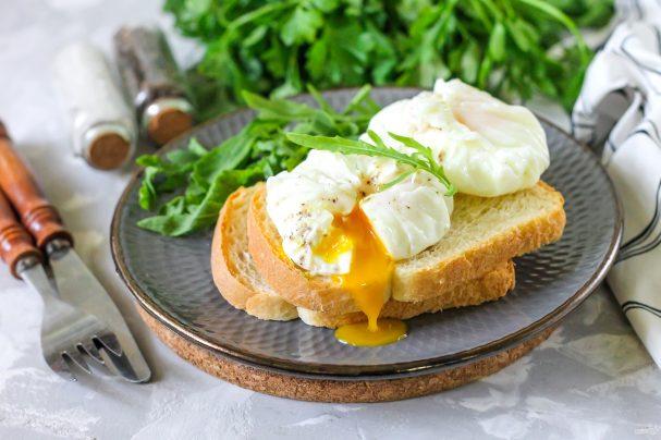яйца пашот как готовить