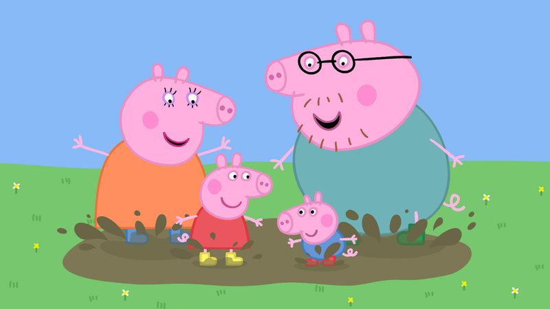 Мультфильм Свинка Пеппа все серии онлайн