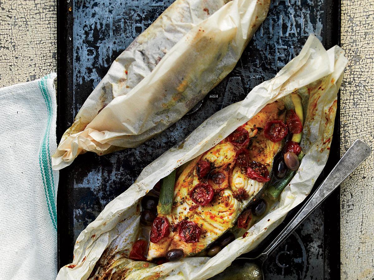 как готовить рыба