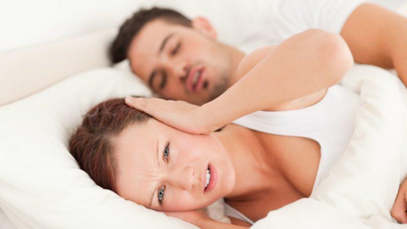 Правила здорового сна: как перестать храпеть