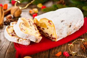Рождественский кекс рецепты
