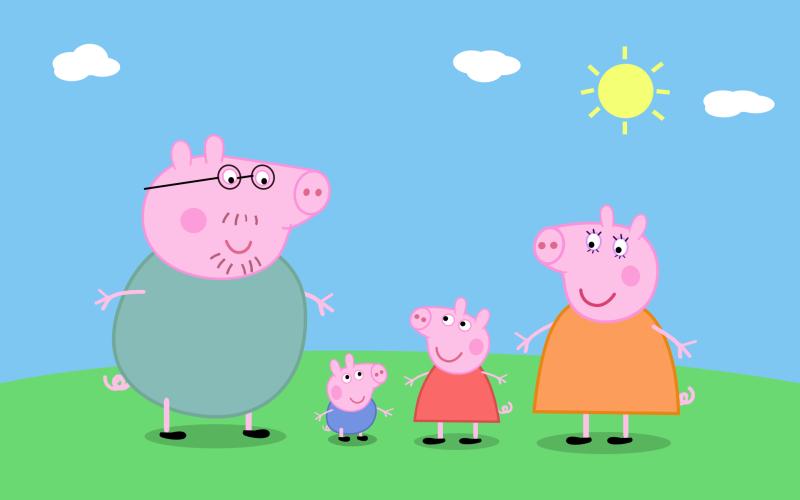 свинка пеппа интересные факты о мультфильме