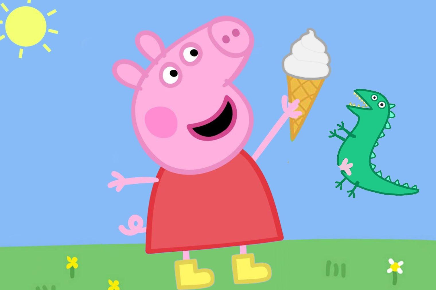 свинка пеппа новые серии
