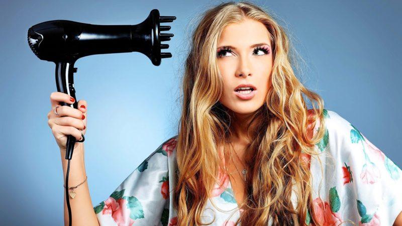 Что делать если электризуются волосы