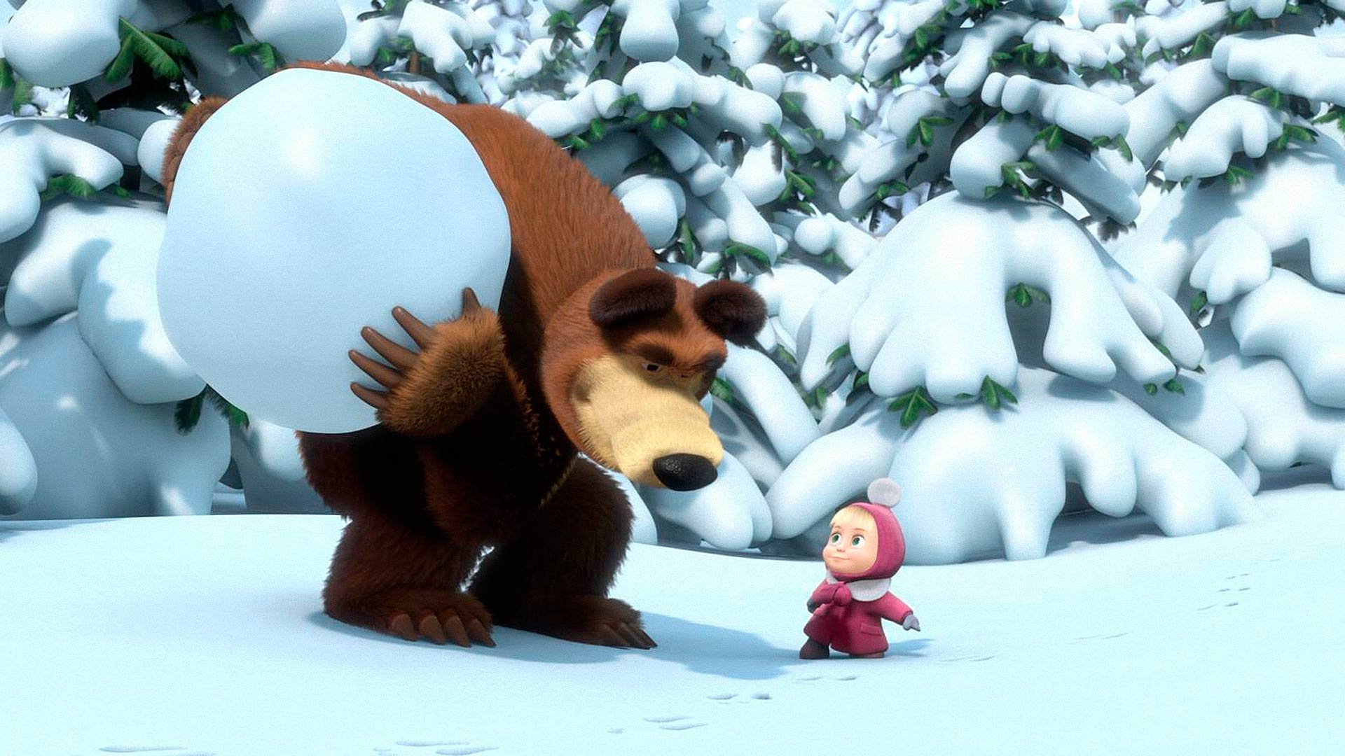 Маша и Медведь YouTube