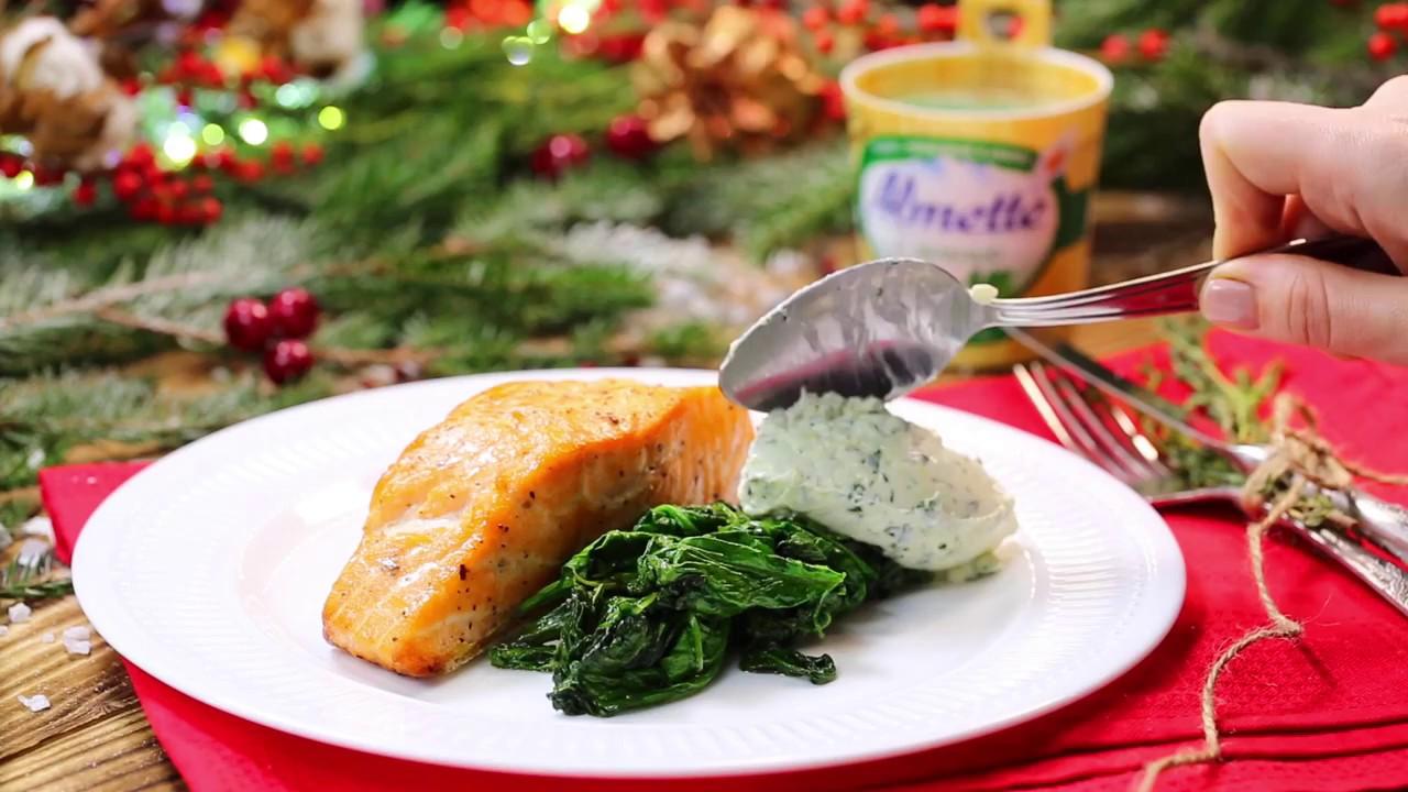 блюда из лосося рецепты