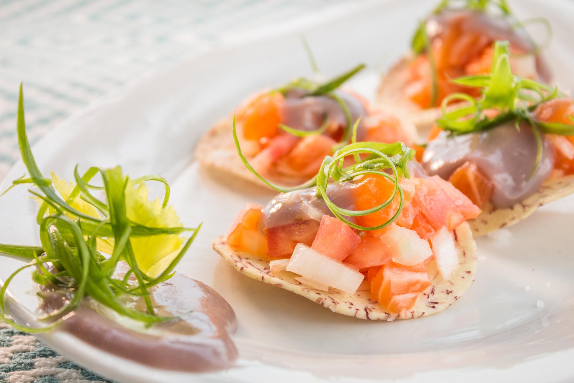 блюда из лосося