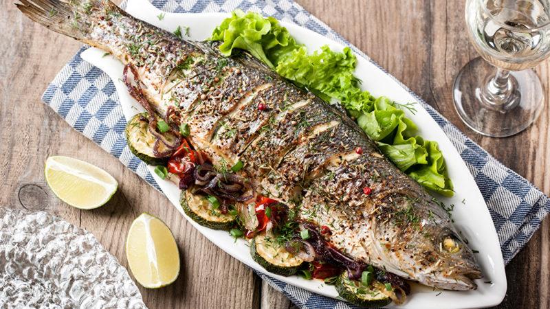 ТОП-5 блюд из рыбы на Новый год 2020