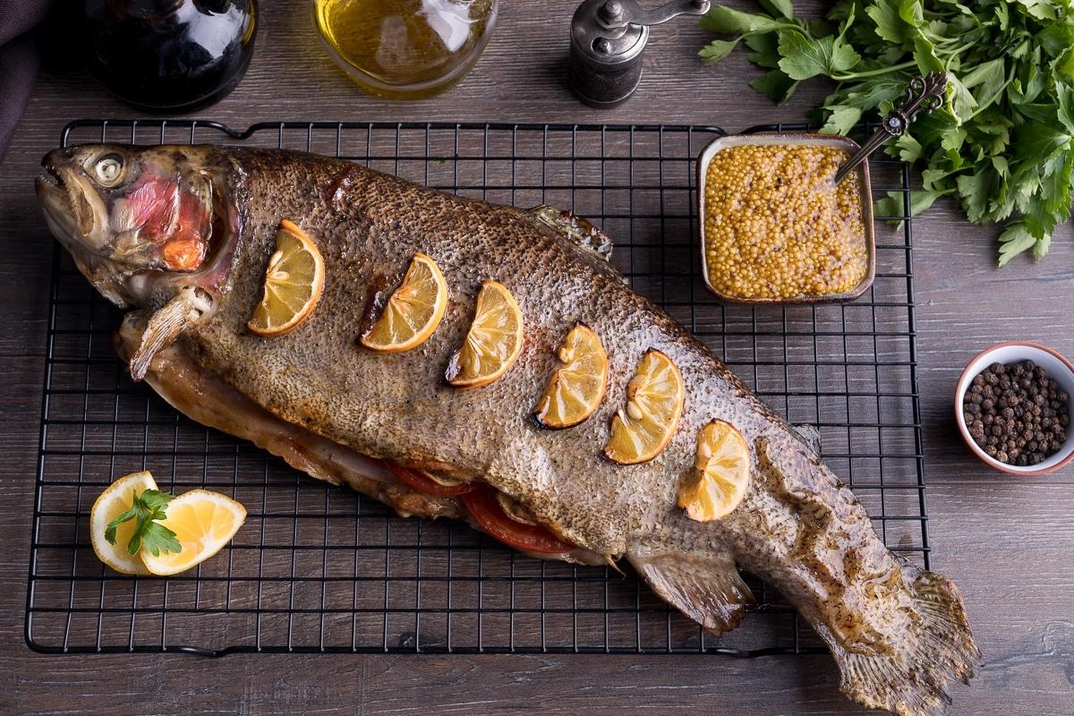 блюда из рыбы на новый год 2020