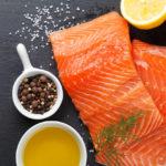 ТОП-5 рецептов из лосося
