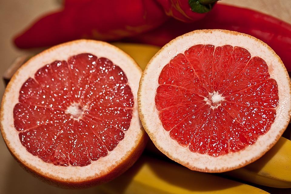 полезные свойства грейпфрута