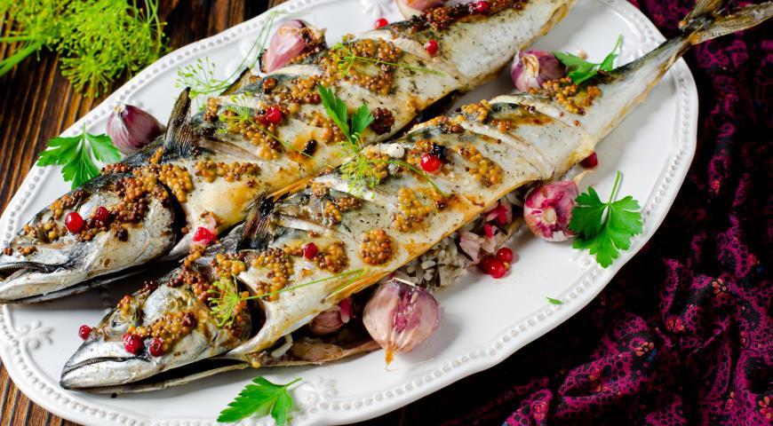 рыбные блюда на новый год 2020