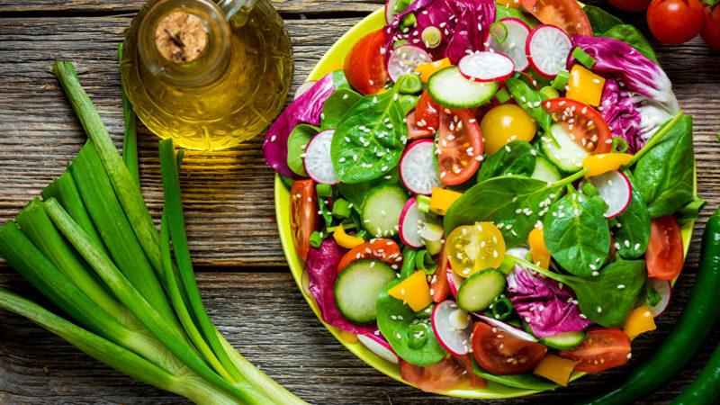 заправки к салатам рецепты
