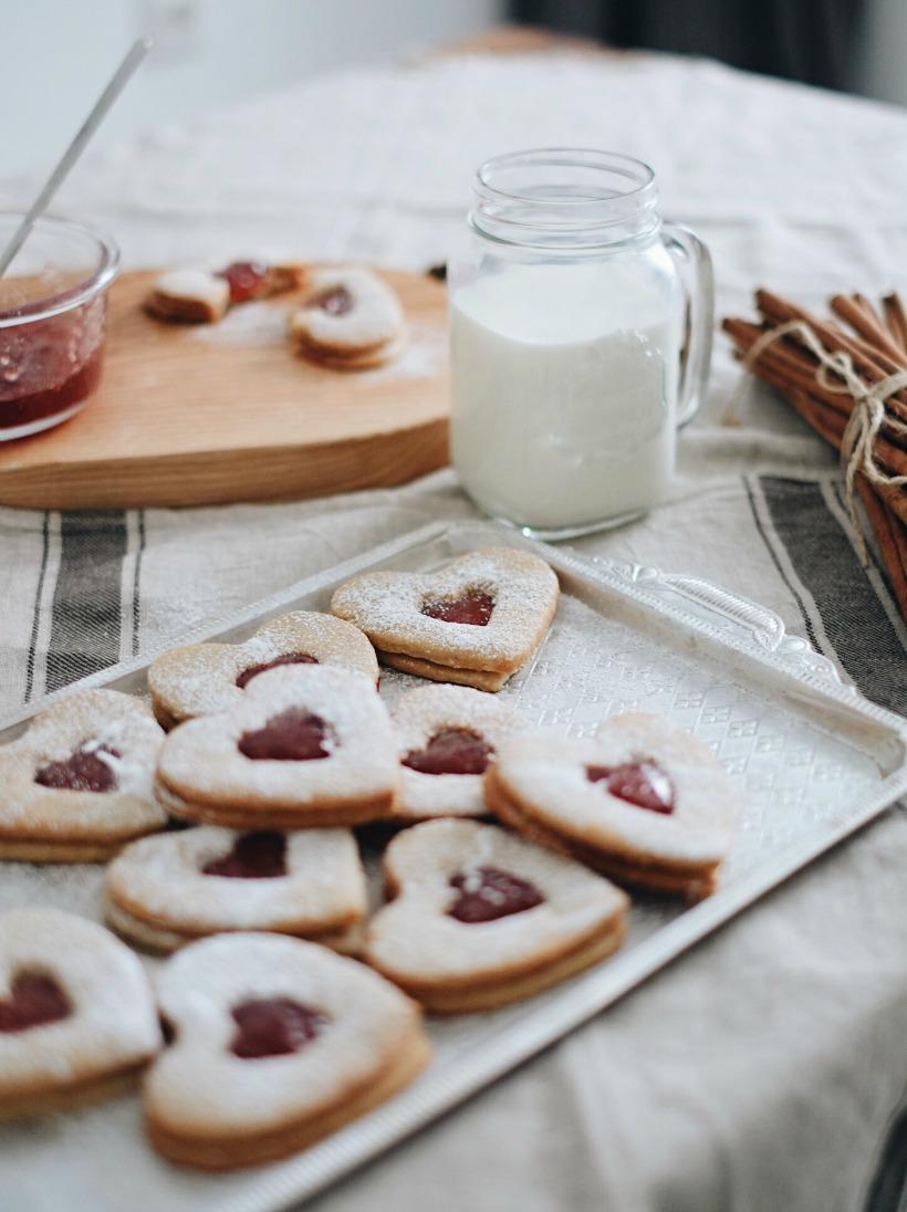 Линцерское печенье как готовить