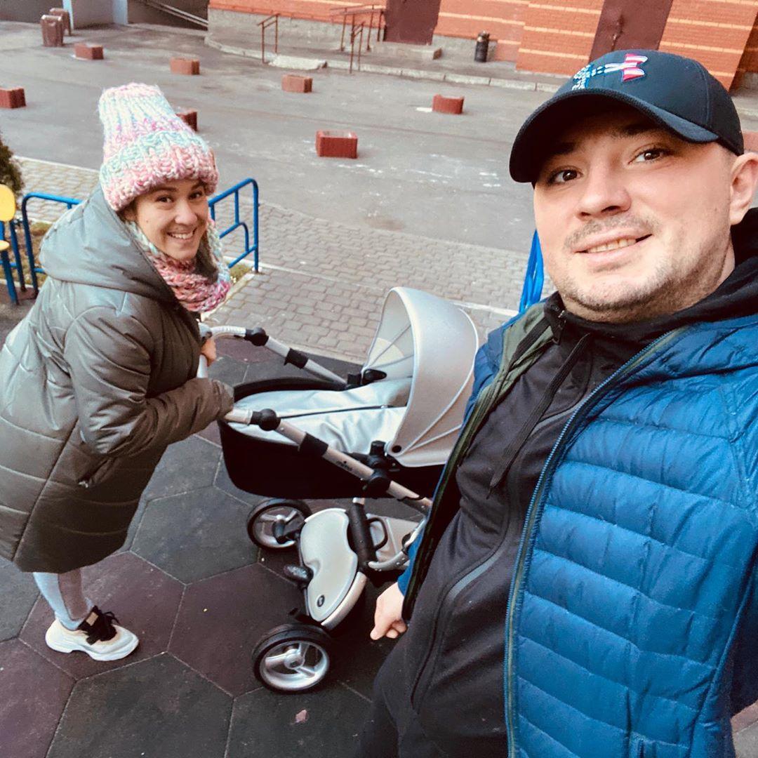 Наталка Карпа муж